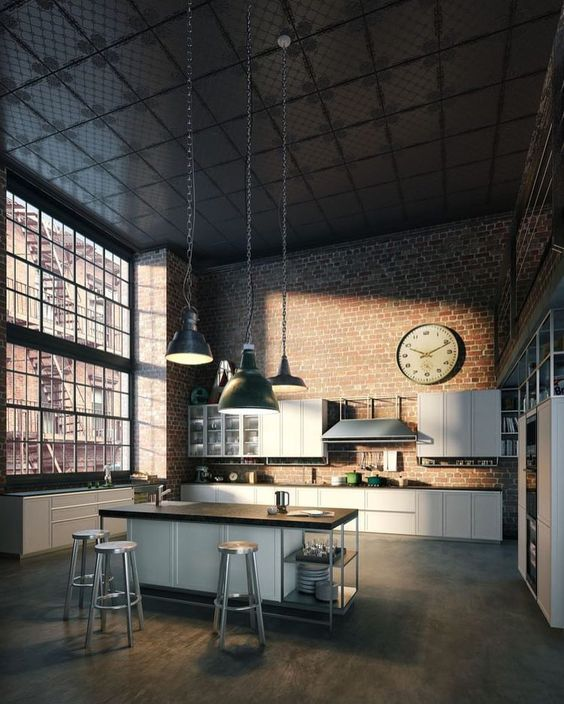 25 Best Ideas About Industrial Kitchen Design On: Best 25+ Converted Warehouse Ideas On Pinterest