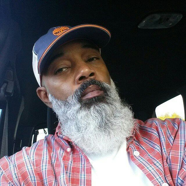 Look at that wave pattern in our brother's beard!! #GrayBeardGang