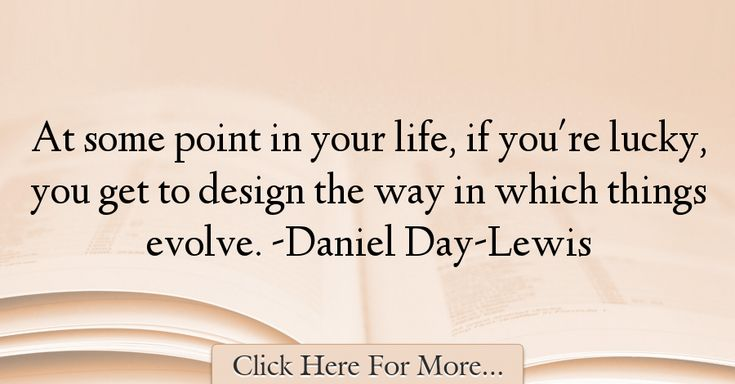 Daniel Day-Lewis Quotes About Design - 14382