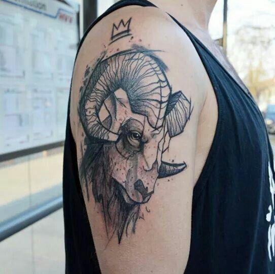 Best 20+ Ram Tattoo Ideas On Pinterest