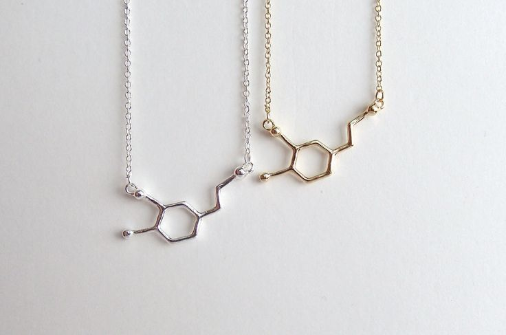 Dopamine Structure Necklace 1000+ ideas about Dopa...