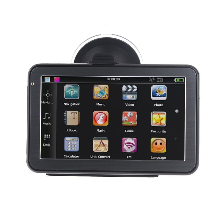 New 5 inch Car GPS Navigation MTK 800MHZ CPU FM Transmitter DDR3 8GB Windows CE Portable Auto Navigator http://www.dashcamerapro.com/new-5-inch-car-gps-navigation-mtk-800mhz-cpu-fm-transmitter-ddr3-8gb-windows-ce-portable-auto-navigator-p-474.html