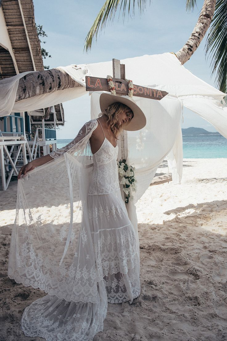 I'm obsessed with this dress.  SPELL BRIDE '15 ♡ | Spell & the Gypsy Col…