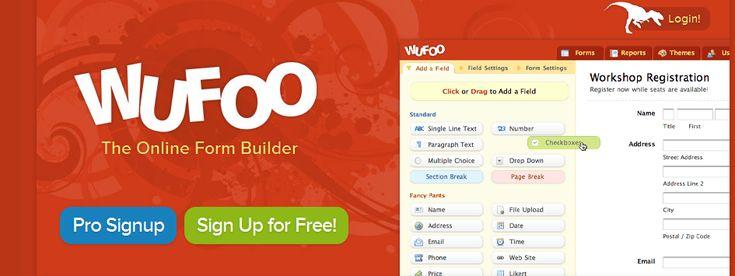 Top 10 Online Form Builder Apps For Your Website