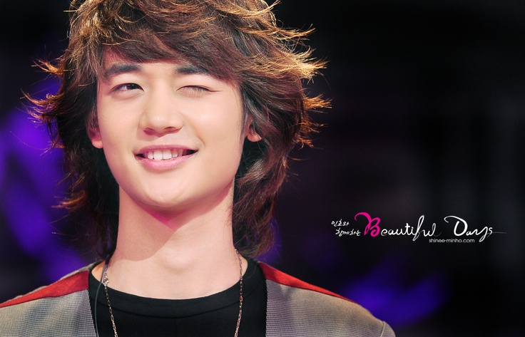 "Minho's hair from ""Ring Ding Dong"" <3"