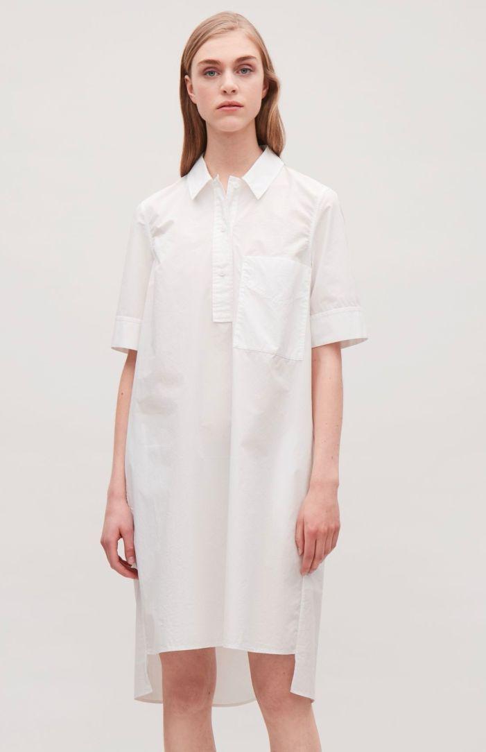 Skjortklänningen