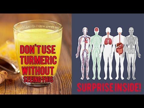 Turmeric Benefits and 6 Ways to Use Turmeric as Medicine & Turmeric Side Effects, Must watch!!! - YouTube