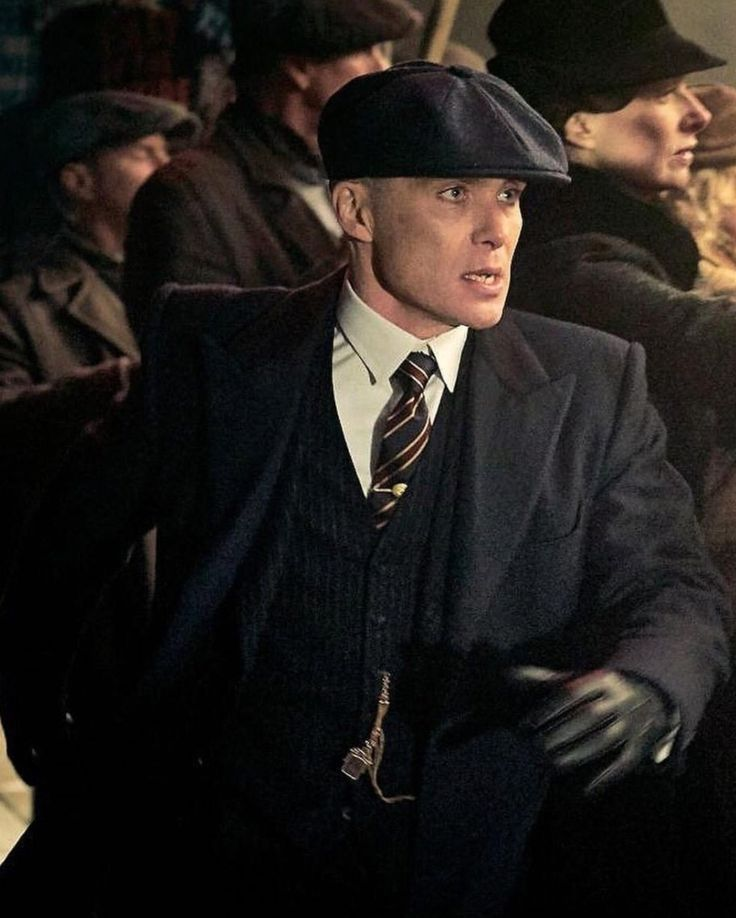 Cillian Murphy As Thomas Shelby Peaky Blinders Season 5 Peaky