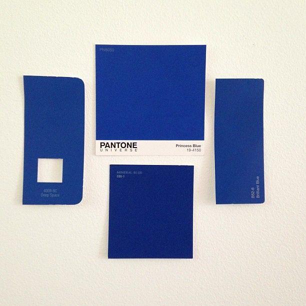 Eddie Bauer Paint Deep Blue Bathroom Color