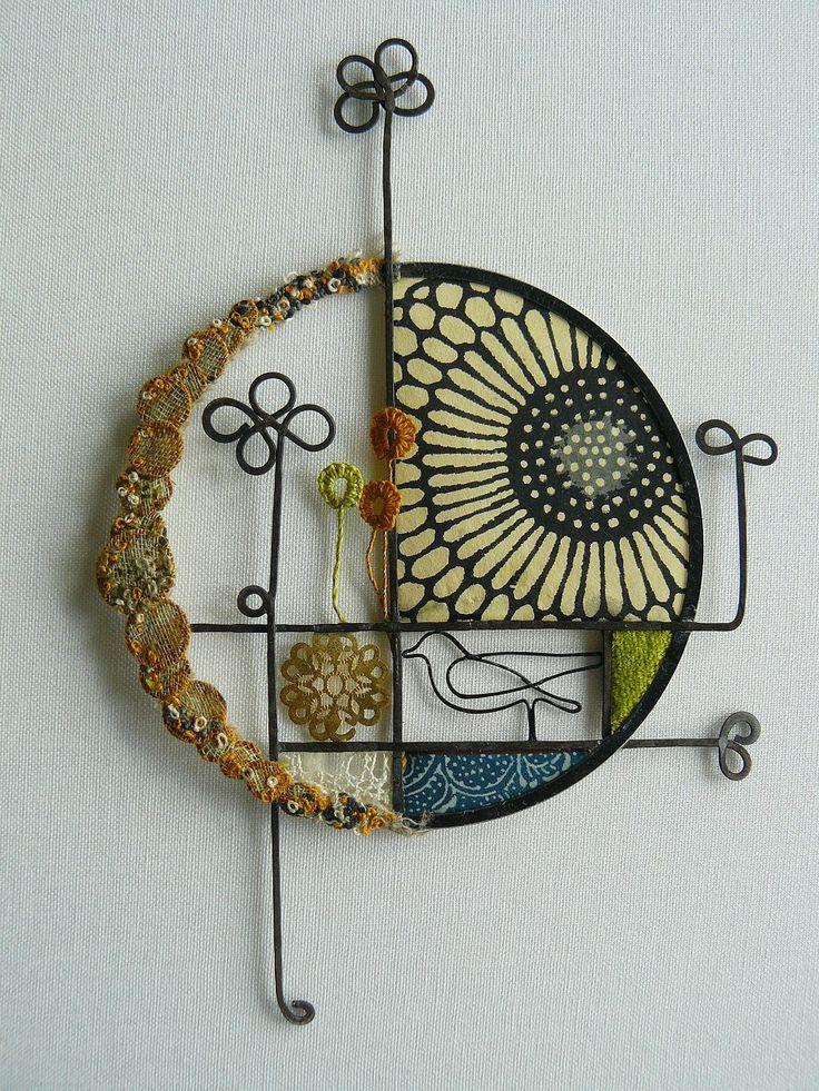 Liz Cooksey - Textitle Artist - Current work