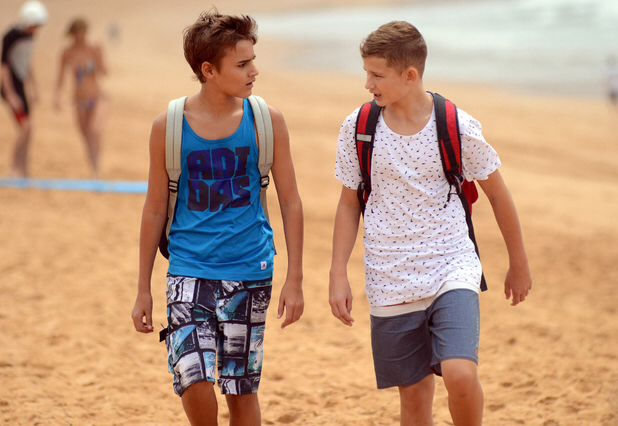 Who Is Vj Dad In Home And Away