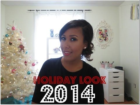 Holiday Look 2014 | Ms Nicole Fiona - YouTube