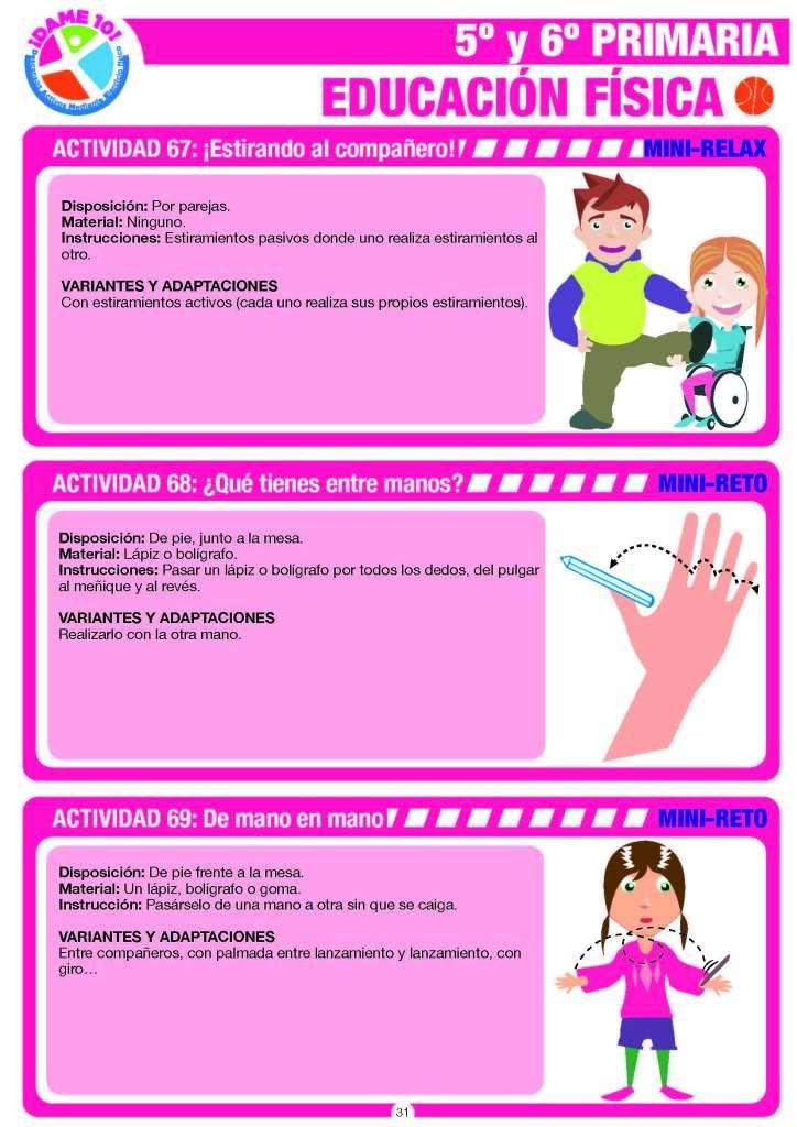 Pausas Activas Página 35 Ejercicios De Educacion Fisica Actividades Educacion Fisica Tecnicas De Enseñanza