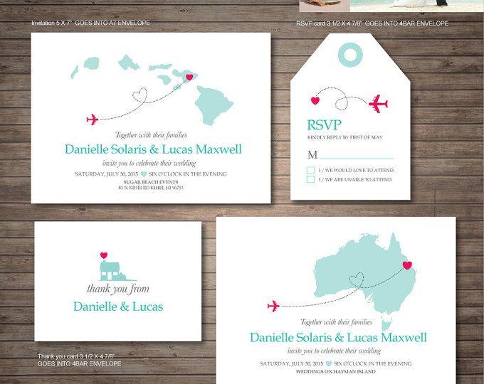 Best 25 Map Invitation Ideas On Pinterest