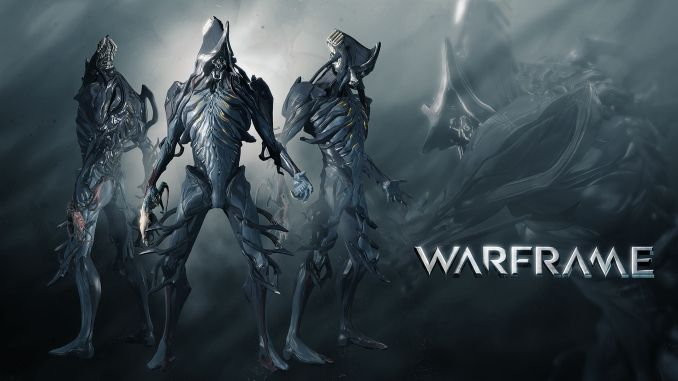Nekros #Warframe wallpaper  (1920 x 1200)