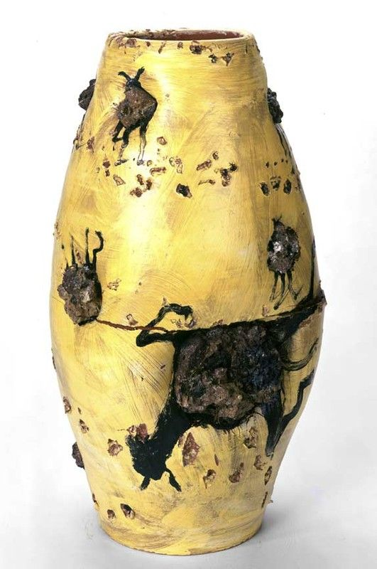 Miquel Barceló, céramique