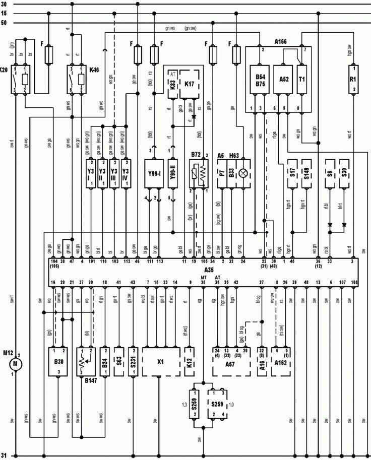 17  Nissan Micra K11 Engine Wiring Diagram