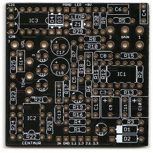 refractor klon centaur ktr guitar pedal pcb in 2019 diy effects circuit board design. Black Bedroom Furniture Sets. Home Design Ideas