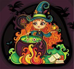 La bruja hermosa