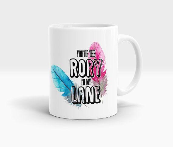 Gilmore Girls You're The Rory To My Lane Mug by MugsCreations