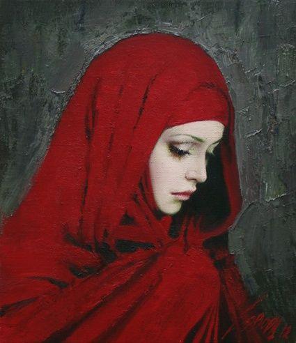 *Iranian Girl* ~ by Taras Loboda ♡♥