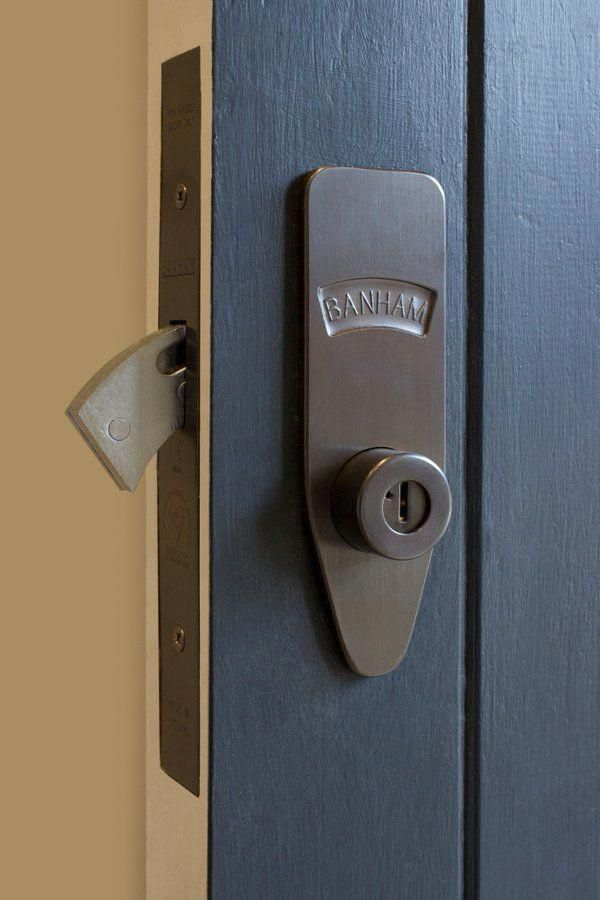 M5000 Cylinder Mortice Deadlock Is A High Security Lock With A Unique Key Registration System In An Antique Bronze Door Lock Security Security Door Door Locks