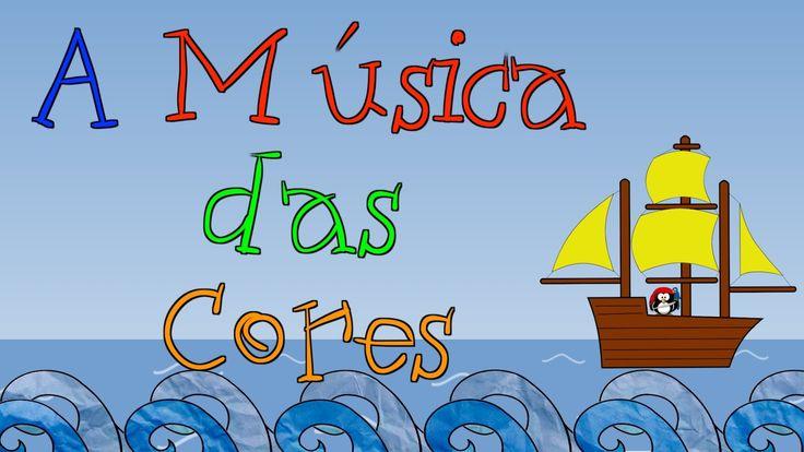 GUGUDADA - A Música das Cores (animação infantil)