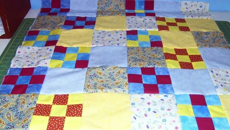 Quilt top ~by Gypsy Stitches~