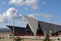A3D.ru - Оригинальный культурный центр с геометрическими формами от австралийских архитекторов