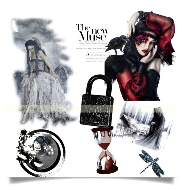 """""""Untitled #154"""" by vendys on Polyvore featuring art"""