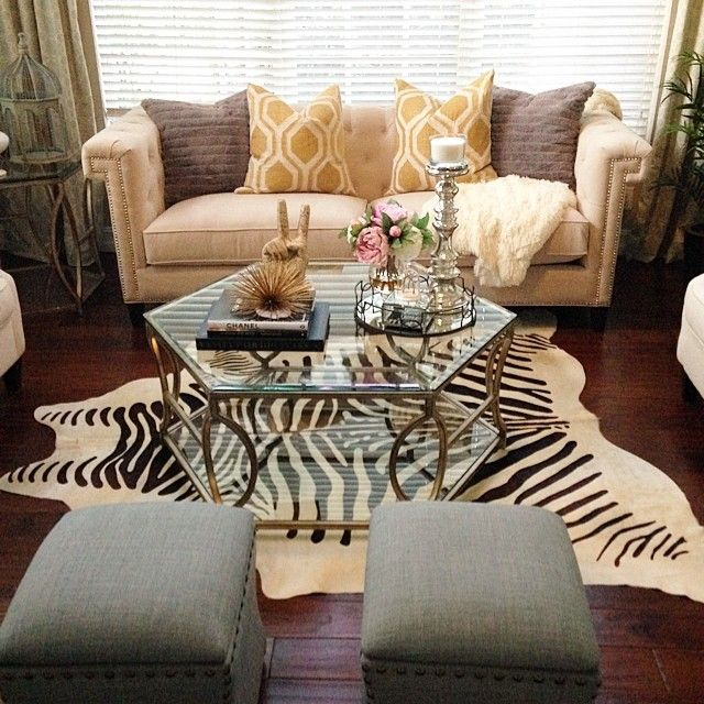 41 best LUXE LIVING ROOMS images on Pinterest | Living room ideas ...