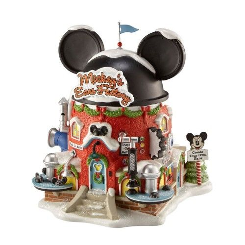 Department 56 Mickey's Ear Factory Village Piece