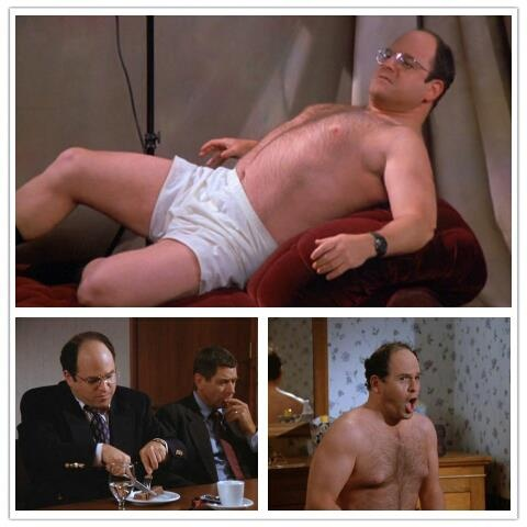 George Costanza   Seinfeld. 338 best Seinfield images on Pinterest   Seinfeld elaine  Seinfeld