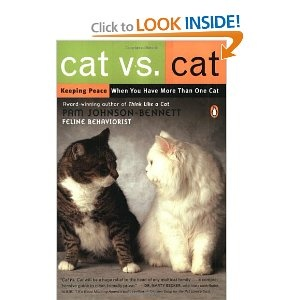 Cat Vs. Cat: Keeping Peace When You Have More Than One Cat $9.99