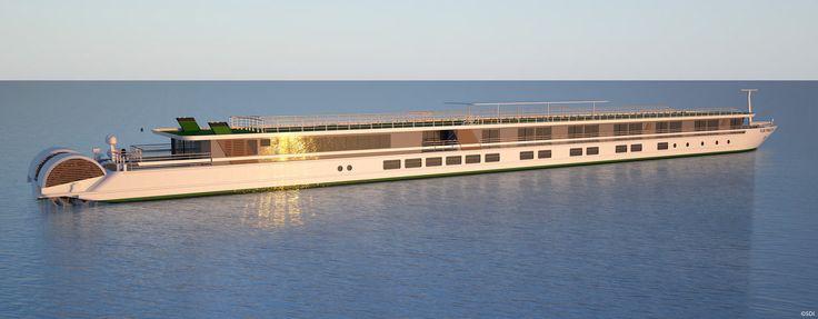 Así son los nuevos barcos cinco anclas de Croisieurope - http://www.absolutcruceros.com/asi-son-los-nuevos-barcos-cinco-anclas-de-croisieurope/