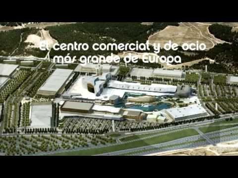 Centre commercial le plus grand d'Europe