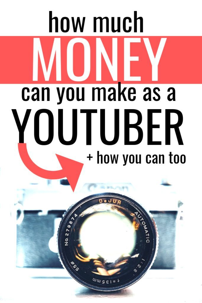 How much do YouTubers make: The ultimate guide – Erica Ever After: Beauty  Blog