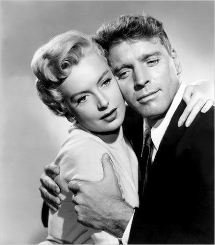 Burt Lancaster and Deborah Kerr -- burnt up the screen