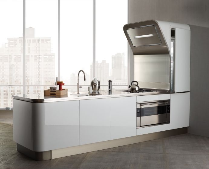 92 best Arredamento Cucina images on Pinterest | Kitchens, 50th ...