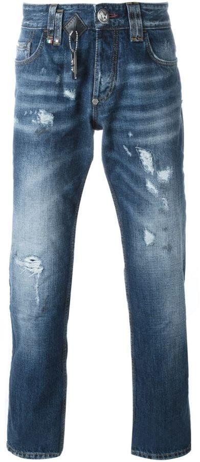Philipp Plein 'Cut Deep' jeans