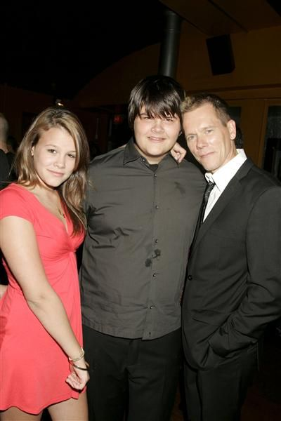 Kevin Bacon And Son