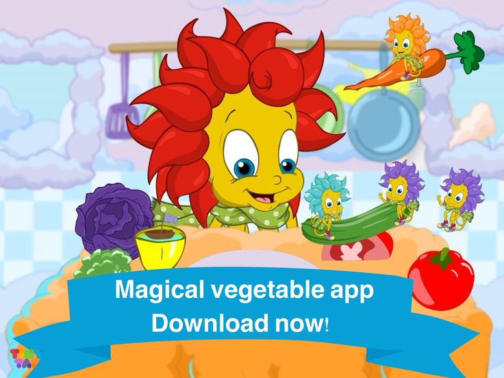 BreezyPals™ -How to get your kid to eat vegetables? Early childhood development' Early childhood development, Skills in children