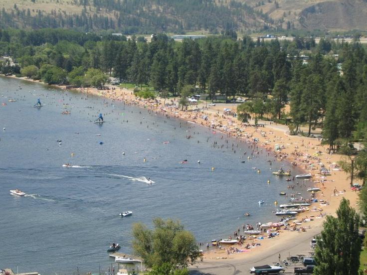 Great times at Skaha Lake in Penticton B.C.