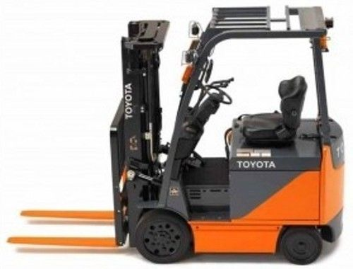 workshop toyota 8fbcu forklift service repair factory manual is a rh pinterest com Toyota Forklifts Manual 7FGCU30 Toyota Forklifts Manual 7FGCU30