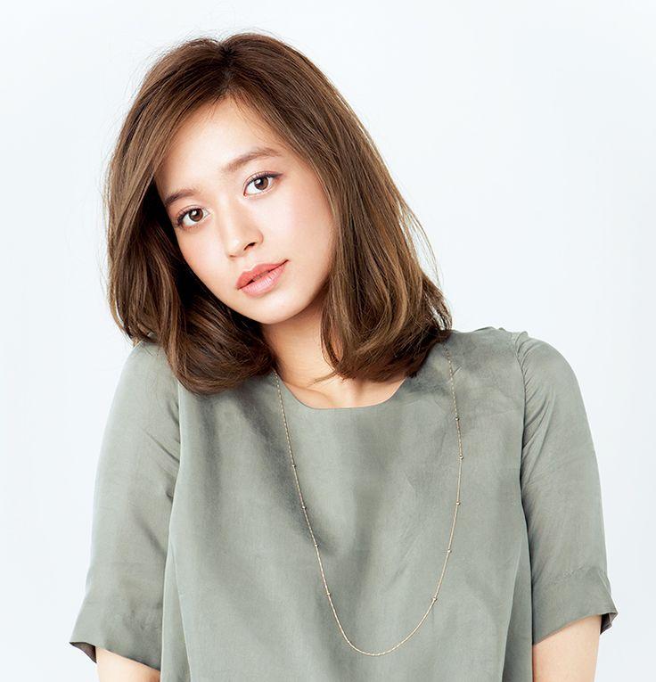 ロブ japanese hair style
