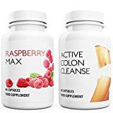 Raspberry Ketones Max & Active Colon Cleanse: Wild Raspberry & Daily Power Cleanse. Max Strength Fat burner with Aloe Vera. Detox & Diet Capsules Suppress appetite, Boost Metabolism increase energy for weight loss. - https://www.trolleytrends.com/?p=728618