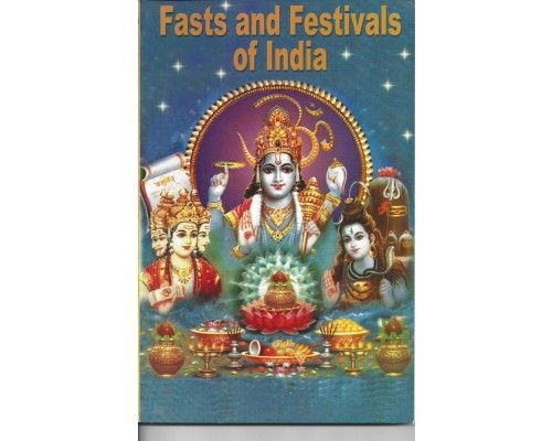 #Fasts and #Festivals of #India #English #Books