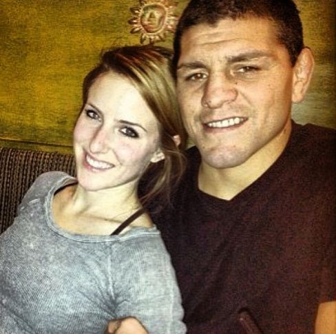 Nick Diaz just broke a million hearts, or whatever