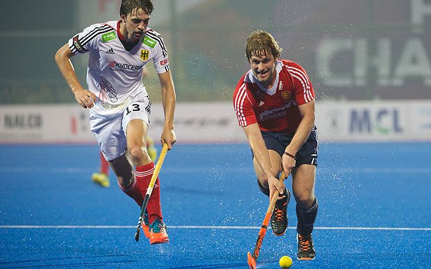 Bobby Crutchley's side fall short of Champions Trophy semi-finals as Germans set up Australia clash, with hosts India set for crunch battle with rivals Pakistan