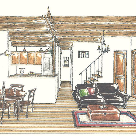 施主様のご厚意により5/21(土)22(日)愛知県瀬戸市でラフェルム完成見学会を開催させていただきます  豊かな自然に恵まれた土地と調和するまるでフランスの片田舎に暮らすような漆喰と木の家開催期間中はご予約なしで見学していただけます詳しくはこうえいじゅうけんで検索してみて下さい http://www.kouei-j.com  #住宅 #家 #建築 #ラフェルム #アンティーク #瀬戸市 #オープンハウス #完成見学会 #新築 #注文住宅 #戸建て #マイホーム #リノベーション #インテリア #木 #漆喰 #香瑛住研 #instahouse #laferme #antique #house #homedesign #architecture #construction by koueijuken http://discoverdmci.com